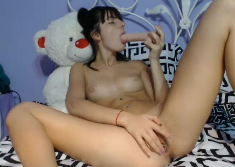 A Juicy Pussy Needs a Big Toy